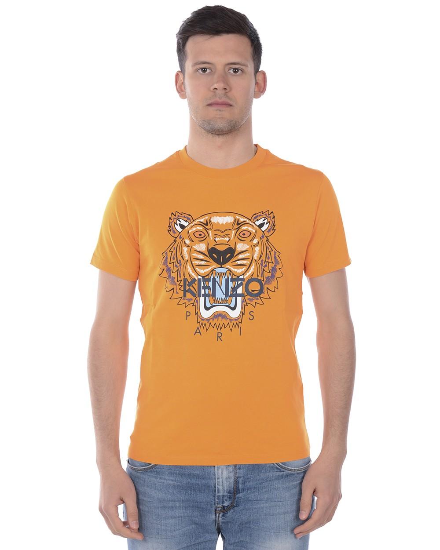 KENZO T-SHIRT TIGER T SHIRT 4YA5TS050