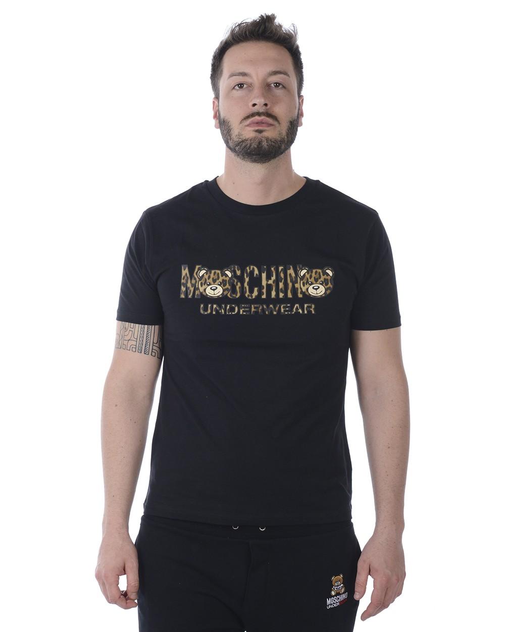 MOSCHINO UNDERWEAR T-SHIRT A19118130