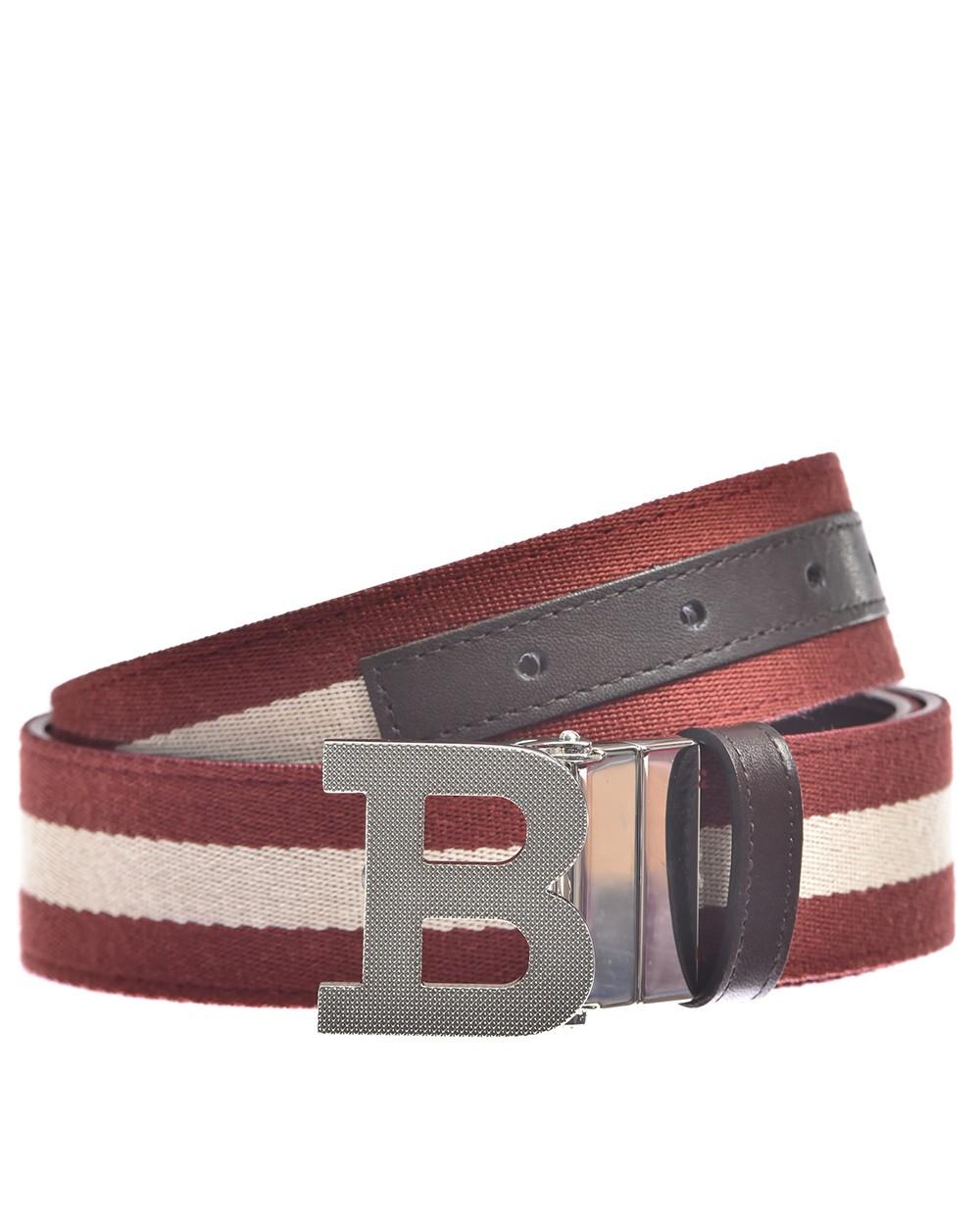BALLY CINTURA B BUCKLE 6221450