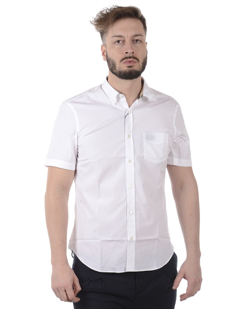 BURBERRY CAMICIA CAMBRIDGE MC 4004720