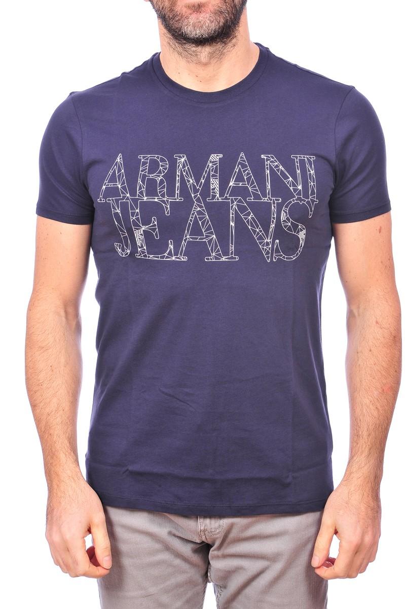 ARMANI JEANS AJ T-SHIRT B6H77UL