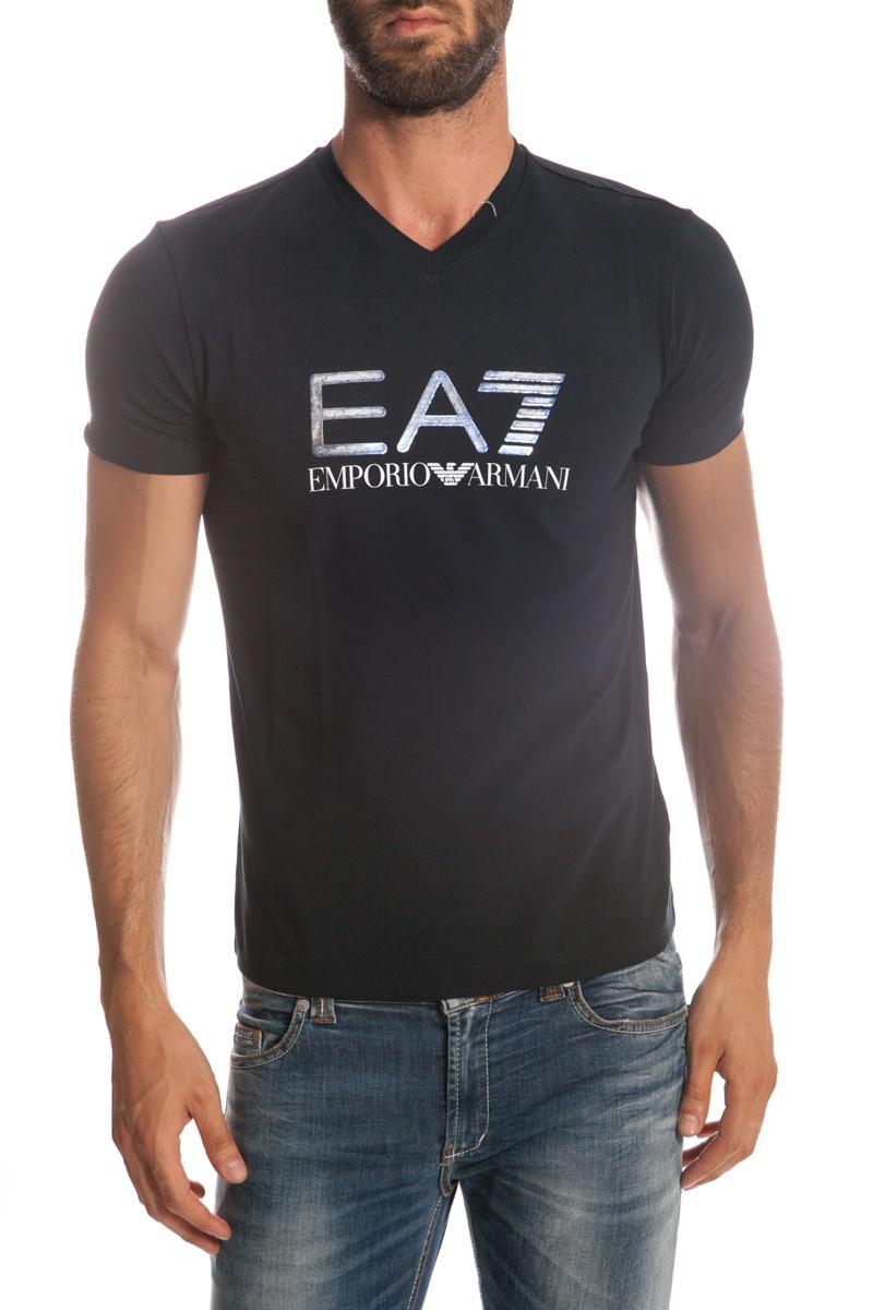 EMPORIO ARMANI EA7 T-SHIRT 2739116P206