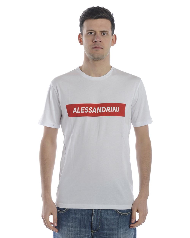 DANIELE ALESSANDRINI T-SHIRT MAGLIA LOGIN ST M6355E6433801