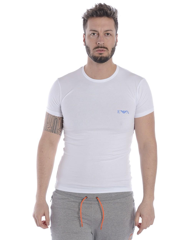 EMPORIO ARMANI T-SHIRT 2 PACK CREW NECK T SHIRT 1116709P715