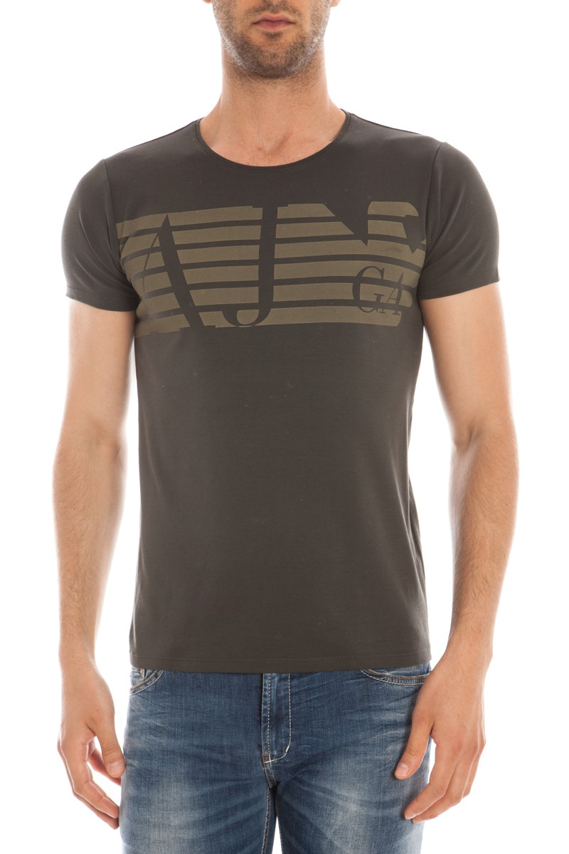 ARMANI JEANS AJ T-SHIRT MADE IN CHINA B6H74BR-Cam