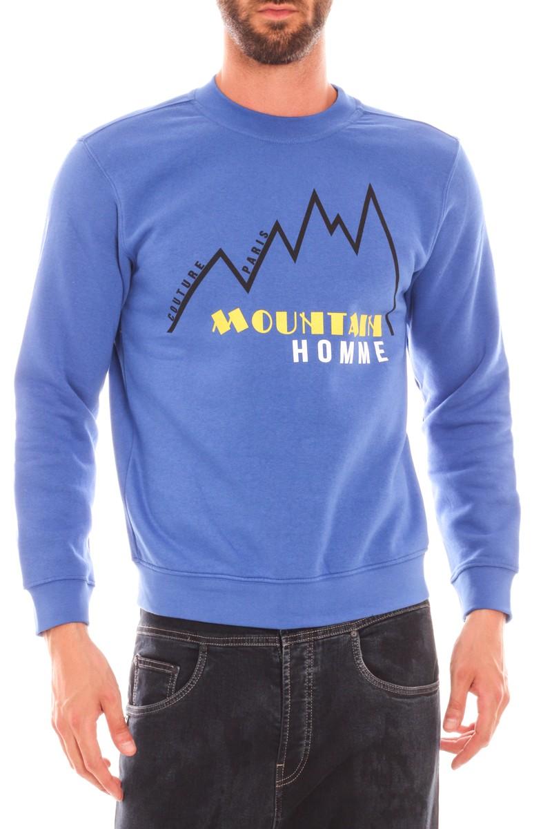 DANIELE ALESSANDRINI FELPA MAGLIA MOUNTAIN ST M5744JF9603507