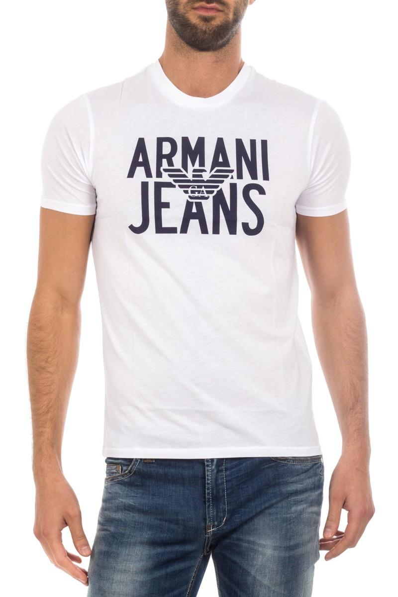 ARMANI JEANS AJ T-SHIRT MADE IN CAMBODIA 6X6T596JPFZ