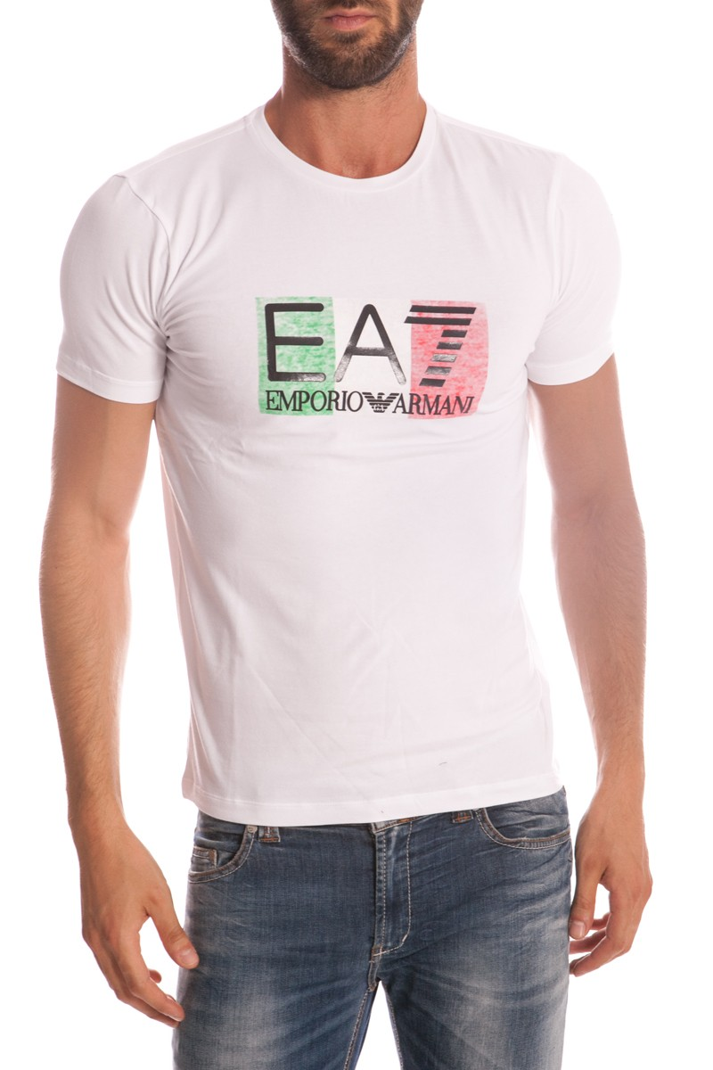 EMPORIO ARMANI EA7 T-SHIRT 2739096P206